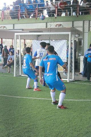 hasil  pertandingan futsal pdam tirta bhagasasi bekasi
