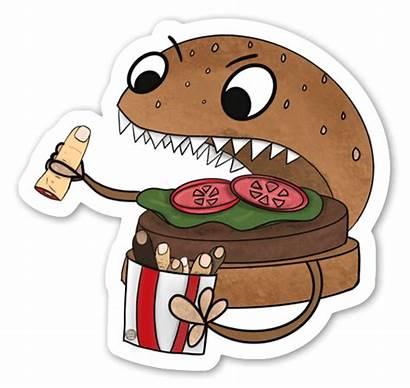 Cravings Funny Stickerapp