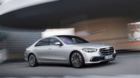 Obviously, the government's estimates will vary between the two different powertrains, and we expect the larger of the engines to. The 2021 Mercedes S-Class Reveals Its All-New Identity ...