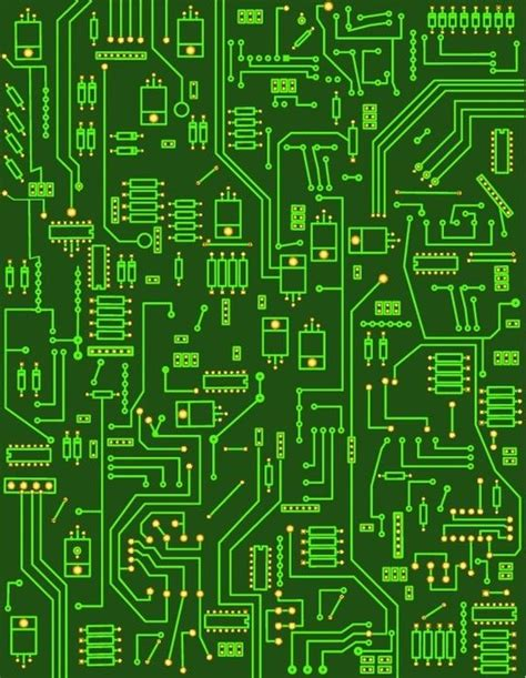 Best Images About Circuit Board Pinterest