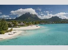 St Regis Bora Bora Resort Starwood French Polynesia