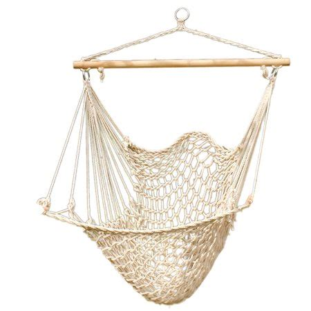 Cotton Hammock Chair by Ktaxon Outdoor Hanging Swing Cotton Hammock Chair Solid