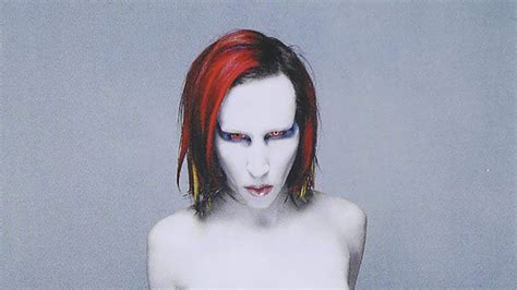 mechanical animals    didnt  marilyn