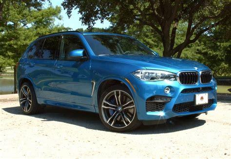 Review Bmw X5 M by Test Drive 2015 Bmw X5 M Review Carprousa