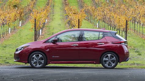 2018 Nissan Leaf Test Drive Review