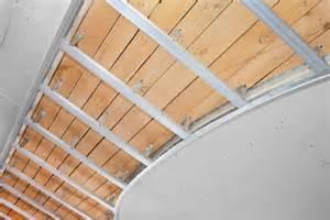 faux plafond avec ossature en bois prix et tarif de la