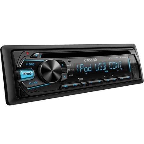 cd to iphone kdc 364u ipod iphone cd car stereo with usb aux input