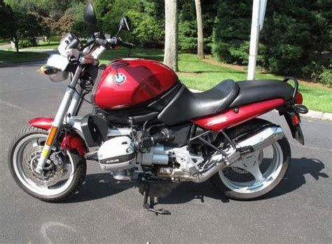 1995 Bmw R1100r With Abs 5300 Miles As New Condition