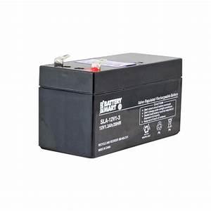 Batterie 12 Volts : 12 volt 1 2 ah sealed lead acid rechargeable battery f1 ~ Farleysfitness.com Idées de Décoration