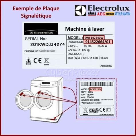 module configur 233 electrolux 973916096672043 pour seche linge lavage pieces detachees electromenager