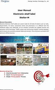 Zhejiang Hanshow Technology Stellarm Electronic Shelf