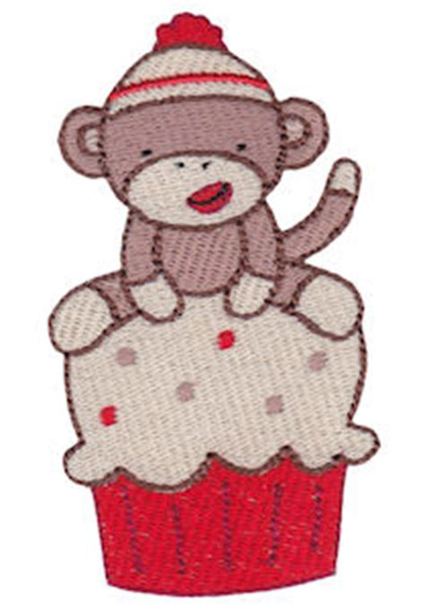 machine embroidery designs sock monkeys bunnycup