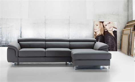 Divani Moderni E Salotti Di Design , Realizzati In Vera Pelle