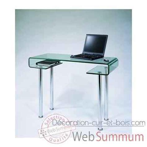 bureau ordinateur design petit bureau marais ordinateur avec retours mt13 dans