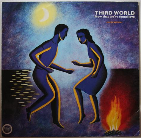 Third World Now That We've Found Love Records, Vinyl And