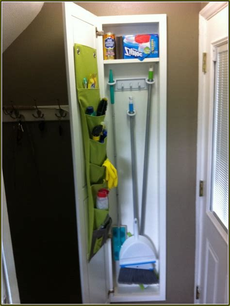 broom closet cabinet lowes cabinet  home design