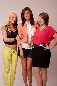 45 best TEEN MOM ! images on Pinterest | Hair colors ...