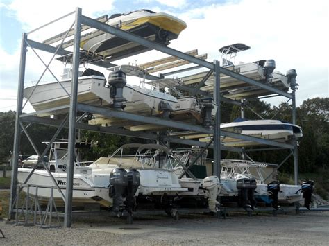 Winter Boat Storage Ct by Outdoor Valet Boat Rack Storage Niantic Ct Three