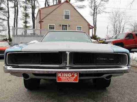buy new 1969 dodge charger great project car in sanford maine united states