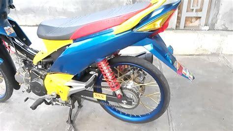 Modification Honda Supra X 125 Fi by Modifikasi Motor Supra Racing Terkeren Dan Terbaru