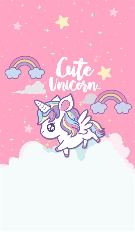 cute unicorn phone wallpapers youloveitcom