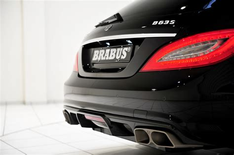brabus bs  based  mercedes benz cls  amg
