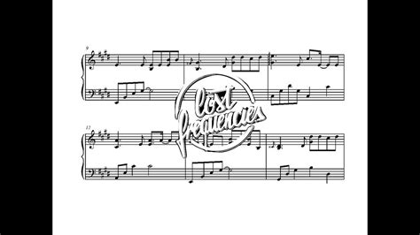 lost frequencies reality piano cover sheet music youtube