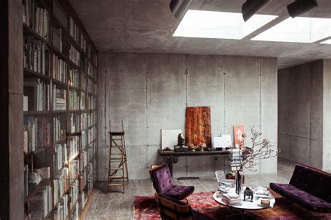 berlin bunker transformed  gallery home yellowtrace