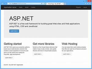 aspnet mvc how can i implement a theme from bootswatch With aspx net templates