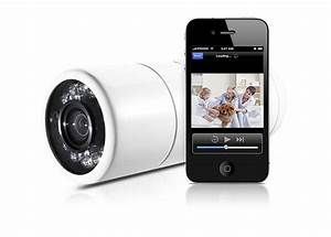 Outdoor wireless security camera for Wireless exterior security cameras