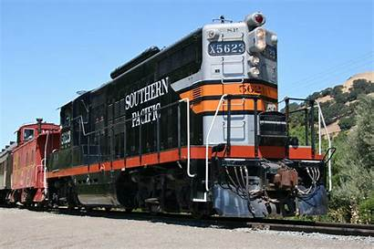 Pacific Southern Railway Niles Canyon Train Diesel
