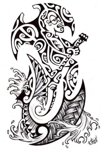 tatouage dessin dessins maori