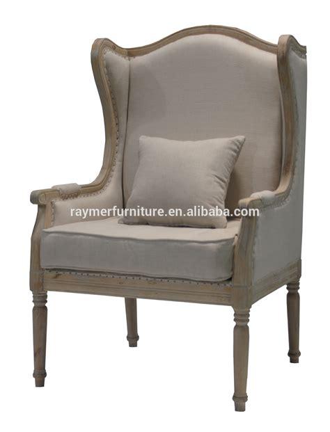 home furniture franch style antique wood frame upholstered