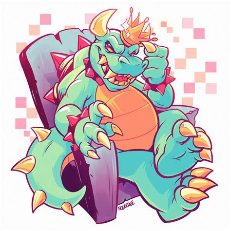 kaos take me to king koopa by squeedgemonster on deviantart