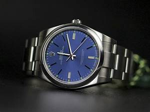 Rolex Watch Oyster Perpetual 39 Blue 114300 New from ...