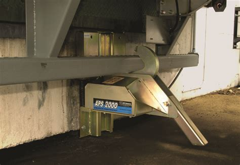 reduce loading dock accidents  vehicle restraints