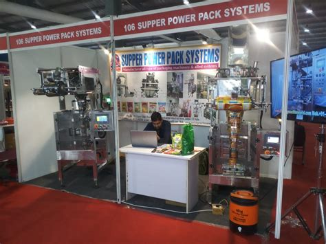 packaging machine manufacturer supper power pack systems