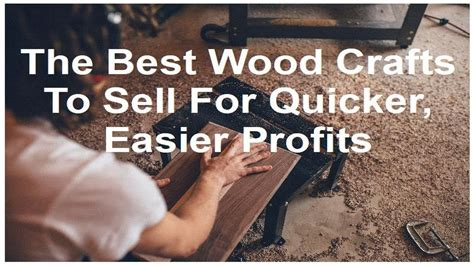 woodworking business ideas  woodcrafts  sell
