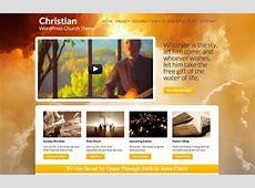 Christian Church WordPress Theme Church Websites
