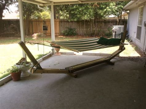 Hammock Stand Indoor by Indoor Outdoor Hammock Stand All