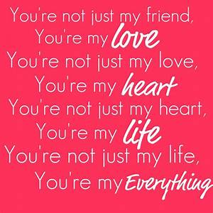 Picture Quotes For Your Boyfriend Valentine Day Card And ...