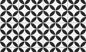 Sol Vinyle Carreau De Ciment : sol vinyle bubblegum carreau ciment noir rouleau 4 m ~ Preciouscoupons.com Idées de Décoration