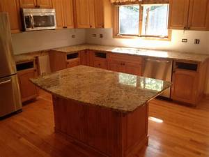 Kitchen Island Countertop Ideas Islands With Cool Light
