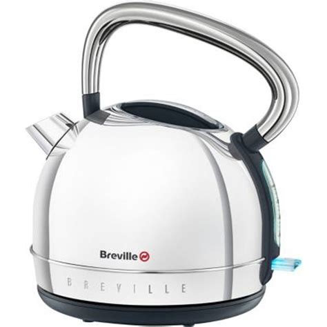 breville country kitchen breville premium traditional kettle stainless steel iwoot 1781