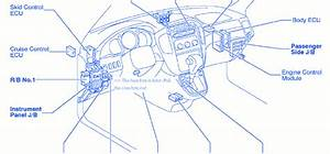 Toyota Echo 2004 Electrical Circuit Wiring Diagram