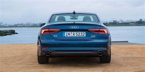 Review Audi A5 by 2017 Audi A5 And S5 Review Drive Caradvice