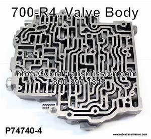 4l60e Transmission Valve Body Diagram