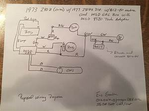 Help   280zx E12-80 And Msd 6al To A 240z - Electrical