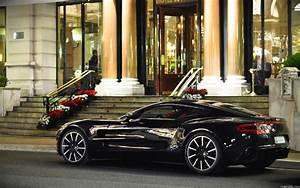 Fun Autos 77 : aston martin one 77 black wallpaper 3 by blazingpho3nix4 on deviantart ~ Gottalentnigeria.com Avis de Voitures