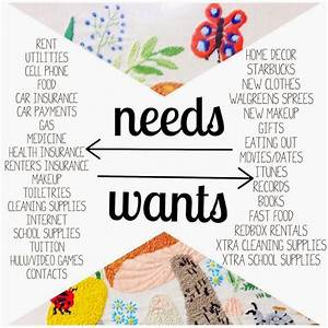 Wants Versus Needs Quotes. QuotesGram